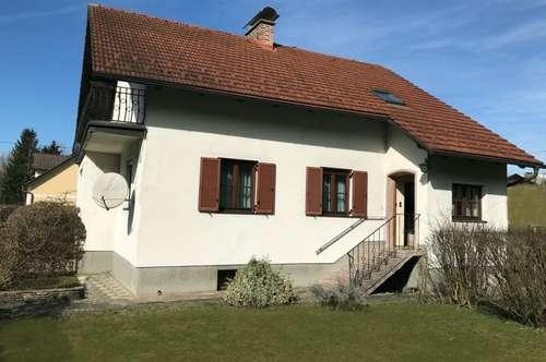 Einfamilienhaus am Stadtrand von Steyr