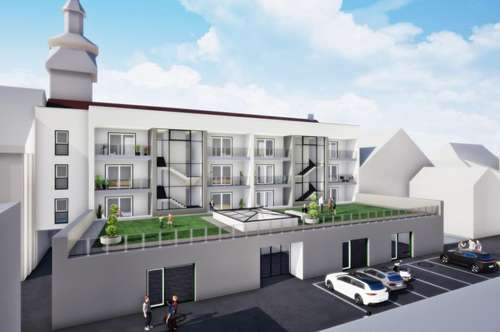 Hausruckpassage - Neue moderne Mietwohnungen
