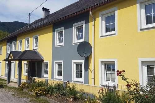 Generalsanierte Wohnung in Mehrparteienhaus mit drei Wohneinheiten
