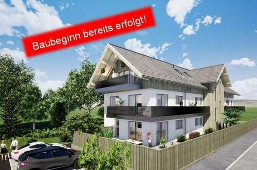 Attraktive Wohnungsanlage mit nur 6 Eigentumswohnungen - DG/TOP 6