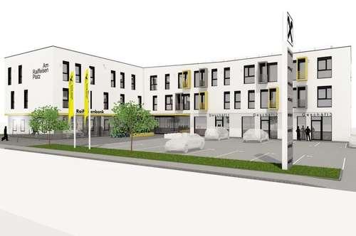 """Am Raiffeisen Platz"" - Büro/Praxis TOP1-3"