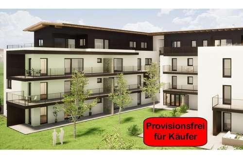 Moderne Neubauwohnungen - Lebensraum Schwand 1.0 - TOP 1.02