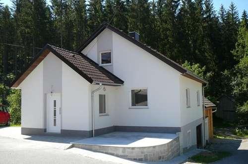 Saniertes Mietshaus mit gemütlicher Wohnung im Grünen