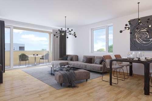 TOP! Geförderte NEUBAU-Wohnung in attraktiver Lage *provisionsfrei*