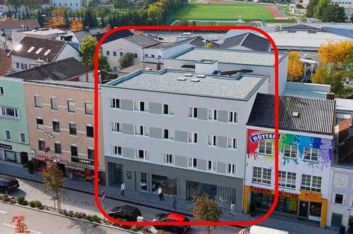 ERSTBEZUG - 1.1 - hochwertige Mietwohnung mit Balkon und PKW-Stellplatz