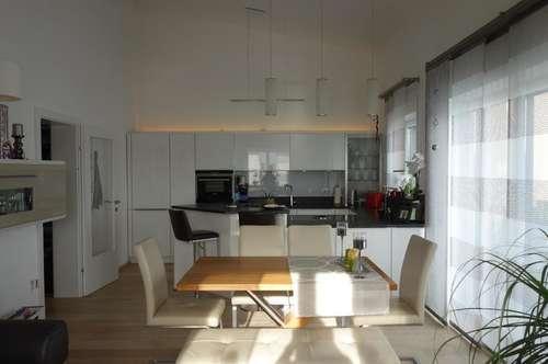 Kaufgelegenheit! excluisive Dachgeschoßwohnung in Mattighofen