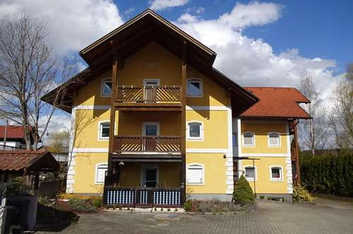geräumige 2-Zimmer Mietwohnung in Moosbach