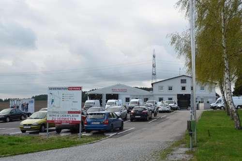 Günstiges Startbüro in die Selbständigkeit - Gewerbepark Seyring Aurolzmünster