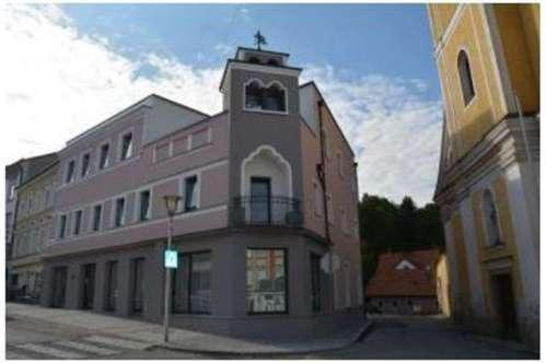 Altersgerechte 2-Zimmer Mietwohnung in Haag/Hausruck