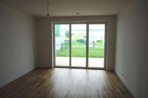 2- Zimmer Gartenwohnung mit PKW-Stellplatz in der Tiefgarage