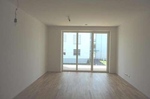 2-Zimmer Mietwohnung mit Loggia und PKW-Stellplatz in der Tiefgarage