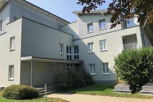 2-Zimmer Mietwohnung mit Balkon und PKW-Stellplatz in der Tiefgarage
