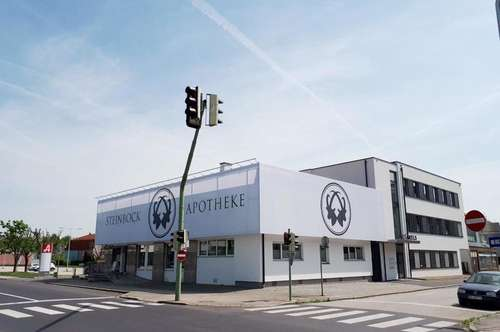 Neubau/Erstbezug - Ordination mit ca. 290 m² Nutzfläche