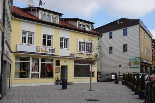 Wohnen im Zentrum von Ried/I. - gemütliche 2-Zimmer-Mietwohnung
