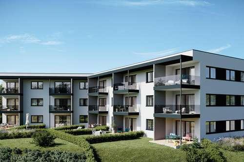 ERSTBEZUG - 3-Zimmer Etagenwohnung in Pollham / Grieskirchen - Top 8