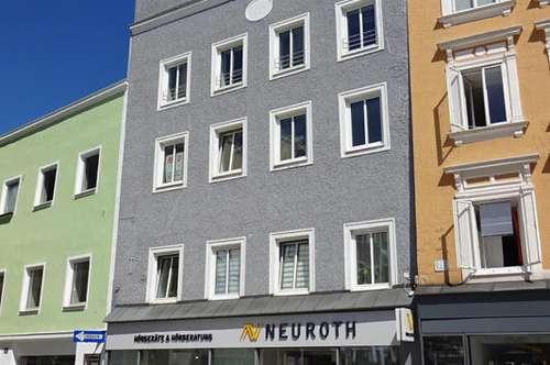Wohnen im Zentrum von Ried/I. - gemütliche 3-Zimmer-Mietwohnung