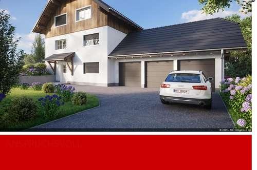 Gartenwohnung zwischen Eggelsberg und Mattighofen. Provisionsfrei, Erstbezug