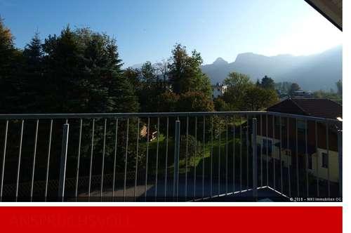 Erstbezug nach Kernsanierung 3 Zimmer DG-Wohnung in Salzburg Puch
