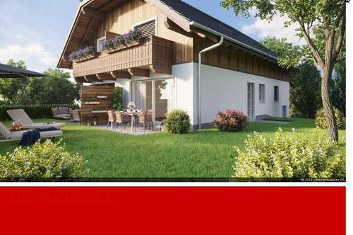 Sonnige Dachgeschoßwohnung zwischen Eggelsberg und Mattighofen. Provisionsfrei, Erstbezug