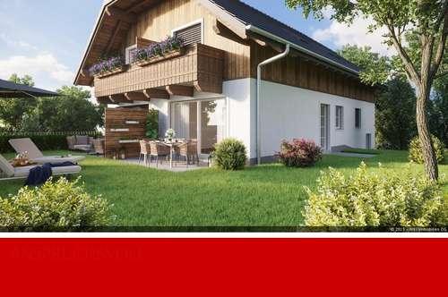 Großzügige 4-Zimmer Gartenwohnung zwischen Eggelsberg und Mattighofen. Provisionsfrei, Erstbezug