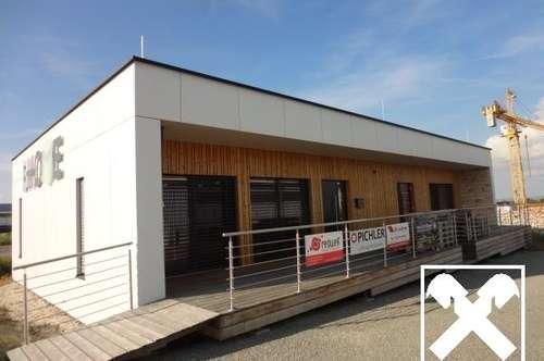 Bürogebäude - Musterhaus im Gewerbepark Donnerskirchen