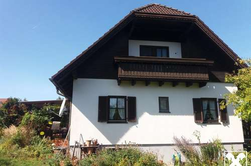 Kleines, feines Haus am Siedlungsrand! Besichtigungen 18.+19.10.2019