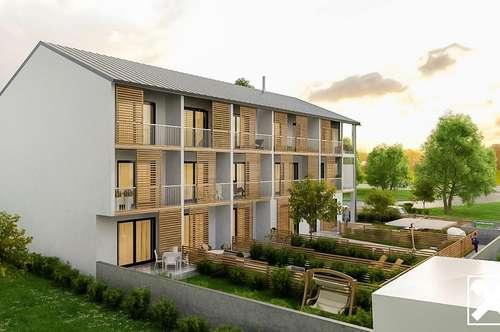 ERSTBEZUG MIT SEEBLICK! Hochwertig ausgestattete Eigentumswohnungen in Mörbisch am Neusiedler See