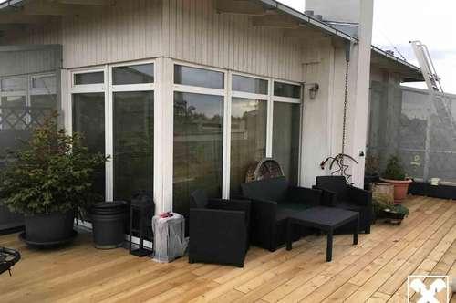 Herrliche Dachgeschosswohung mit Dachterrasse