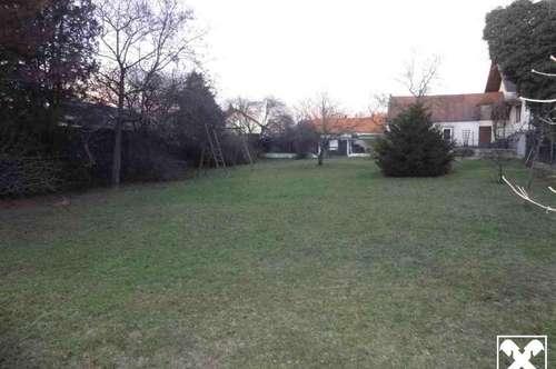 Großes, zentral gelegenes Grundstück in Parndorf