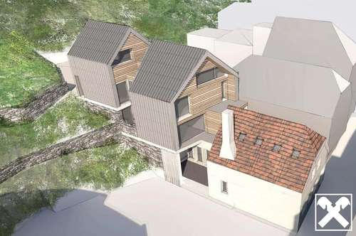 NEU GEBAUTE Maisonette im denkmalgeschützen Altbau! Historische Bausubstanz auf modernstem Stand
