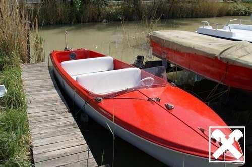 Renovierter Seebungalow auf Eigengrund inklusive Elektroboot !