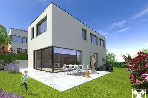 Neubau! Erstbezug!  Repräsentatives Einfamilienhaus in bester Lage!