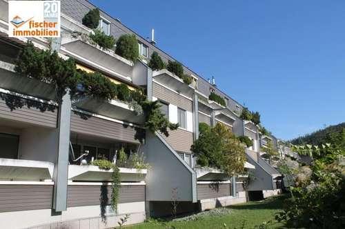 Maisonettewohnung neben Stadtpark