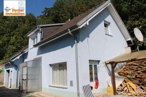 Ihr Eigenheim mit Garten und Garage