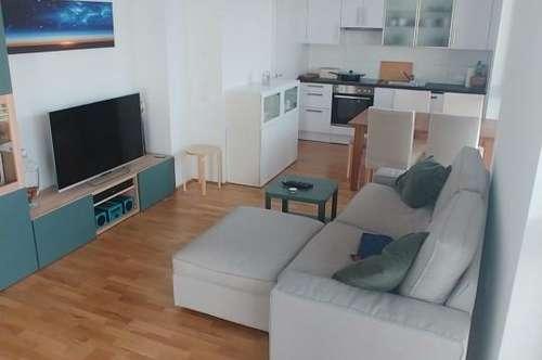 Bruck/Leitha - wunderschöne 57m² große Wohnung mit 6m² Loggia - nur 3 Gehminuten vom Bahnhof entfernt! Pendlerhit!