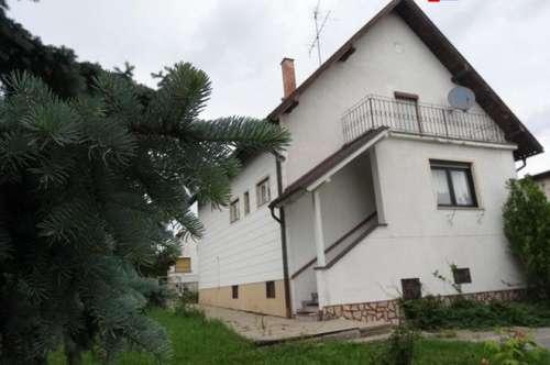 7000 Eisenstadt - Zentrumsnähe sehr interessantes 107m² Einfamilienhaus mit Ausbaumöglichkeit auf 185m² in herrlicher Grünlage!