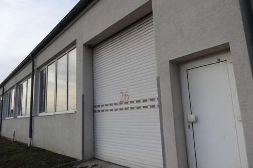 7210 Mattersburg sehr interessantes Hallen Objekt mit Büro und 700m² Freifläche