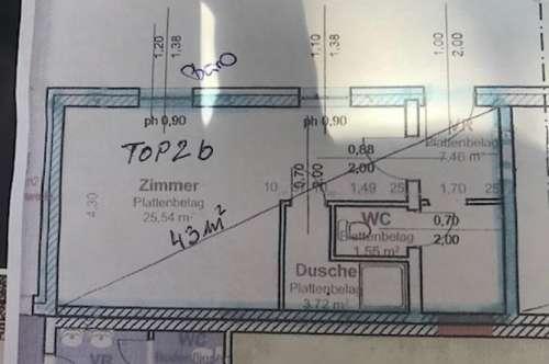 Eisenstadt - neues 43 m² großes Büro mit Parkmöglichkeiten!