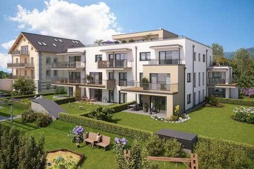 3 Zimmer ERSTBEZUG mit Balkon und TG Platz