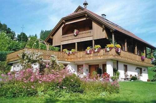 Traumhaftes Anwesen Nähe Klagenfurt/Wörthersee - 6,4 ha Grund
