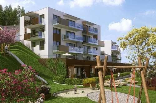 "4-Zimmer Wohntraum - Neubauprojekt ""Seeblick"" Top B8"