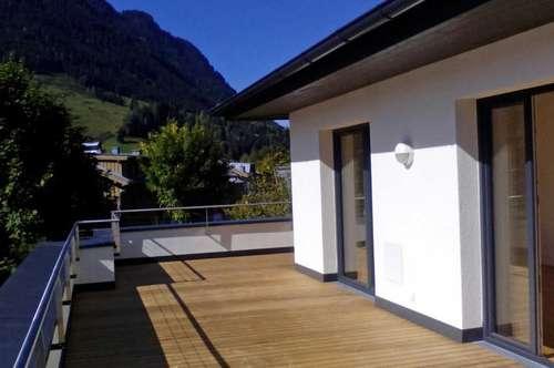 Neubauwohnung mit traumhafter Dachterrasse