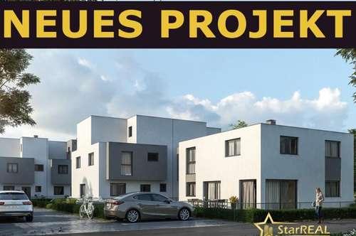 144m² WFL! ERSTKLASSIGES DOPPELHAUS IN SÜD-WESTLAGE! Inklusive Kamin, Holz-Alu-Fenstern, Luftwärmepumpe. PROVISIONSFREI für den Käufer.