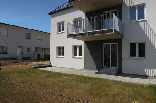 LETZTE VERFÜGBARE WOHNUNG IM HAUS! 117 m² WOHNFLÄCHE, 5 ZIMMER-ECKWOHNUNG, 220 m² GARTEN. PROVISIONSFREI FÜR DEN KÄUFER.