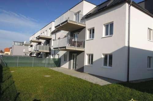 ALLES AUF EINER WOHNEBENE. 117 m² WOHNFLÄCHE, 5 ZIMMER-ECKWOHNUNG, 218 m² GARTEN IM EIGENTUM. PROVISIONSFREI FÜR DEN KÄUFER.