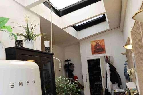 Das können Sie kaufen!Allein-Eigentum 3xLokal+1xWohnung Restaurant mit Garten+mit aufrechtem Gewerbe