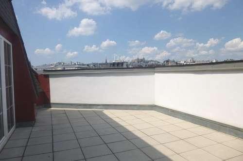 Dachterrassenwohnung am Naschmarkt/U4