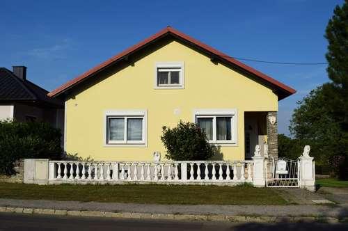 Einfamilienhaus mit Panoramaterrasse in Großpetersdorf