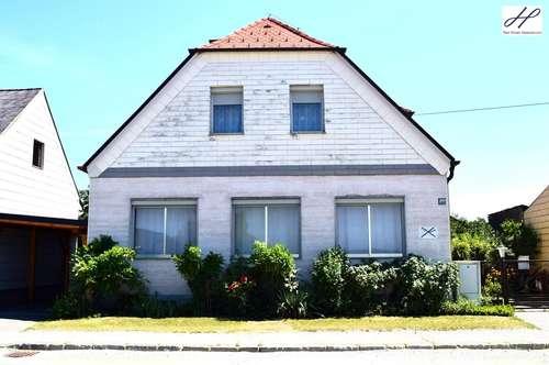 4 Zimmer Einfamilienhaus in Großpetersdorf mit eigenem Hausbrunnen und Balkon