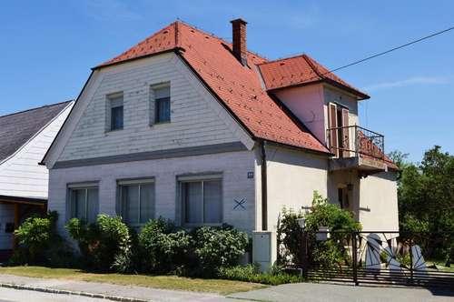 Einfamilienhaus in Großpetersdorf